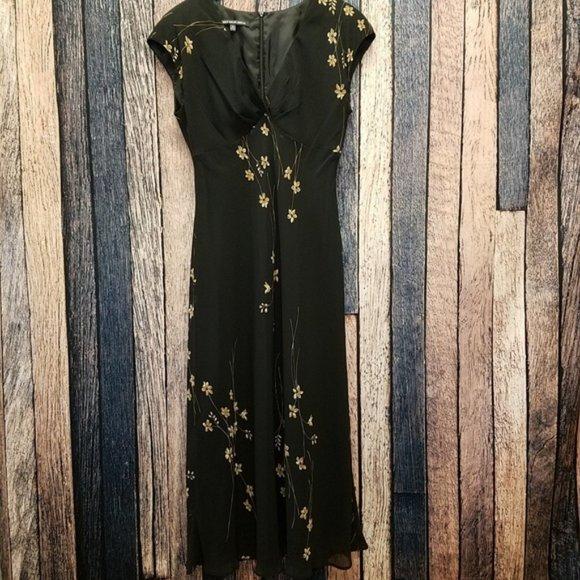 Jones Wear Dresses & Skirts - Vintage Jones Wear Maxi Dress